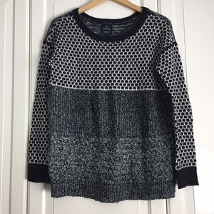 American Eagle Patterned Sweater